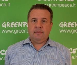 Giuseppe Onufrio Greenpeace