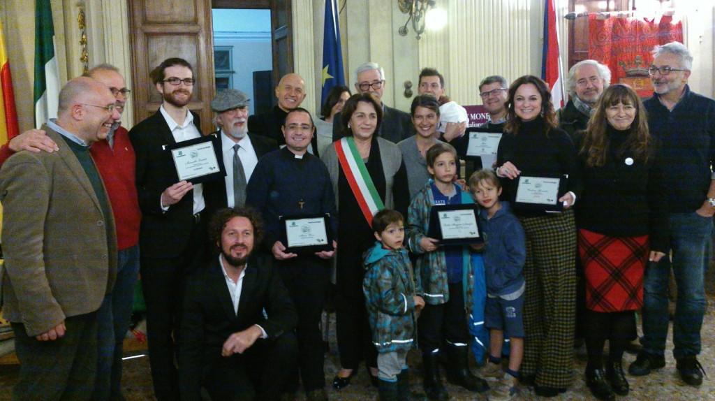 Premio Luisa MInazzi - Ambientalista dell'anno 2017
